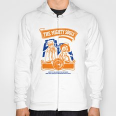 The Mighty Souls: Hip Hop Legends Hoody