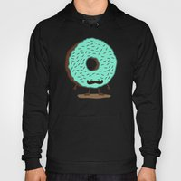 The Mustache Donut Hoody