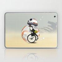 CAT INSIDE DROID Laptop & iPad Skin