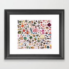 CATALOGUE Framed Art Print