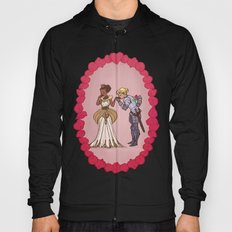 The Queen and Her Knight Hoody