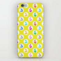 Yummy Cherries iPhone & iPod Skin