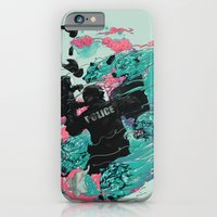 iPhone & iPod Case featuring Wolf gang by SPYKEEE