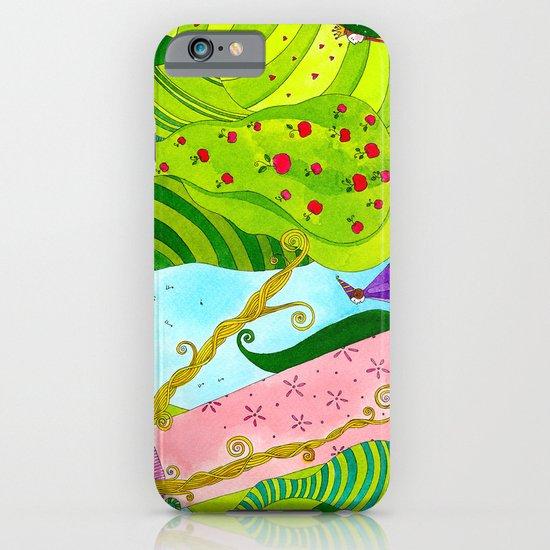 Rapunzel iPhone & iPod Case