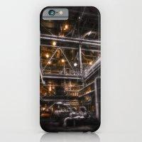 Under Gotham City iPhone 6 Slim Case