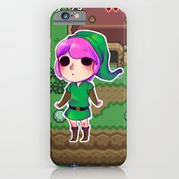 Link to the past iPhone 6 Slim Case