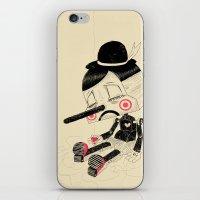 Unplug iPhone & iPod Skin