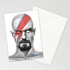 Walter White - A Lab Insane Stationery Cards