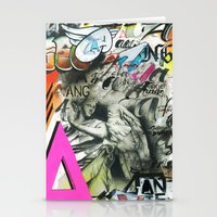 A Is For Angel Stationery Cards