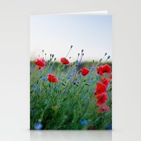Mohntag II Stationery Cards