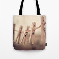 family of five Tote Bag
