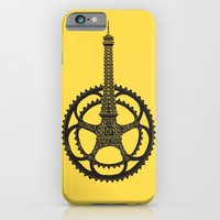 iPhone & iPod Case featuring Le Tour de France by Foster Type