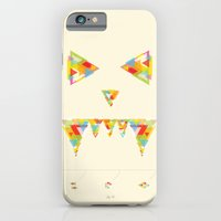 iPhone & iPod Case featuring Monster Chaos by Adil Siddiqui