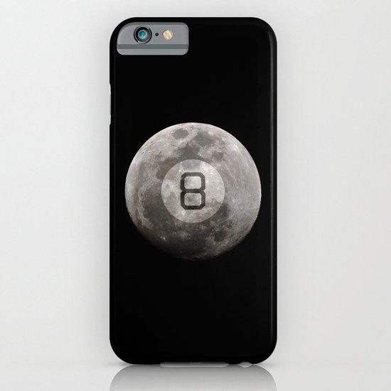 Magic 8 Ball iPhone & iPod Case