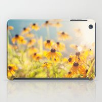Summer Susans iPad Case
