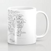 First Contact Mug