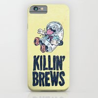 Killin' Brews iPhone 6 Slim Case