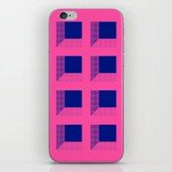 Third Dimension iPhone & iPod Skin