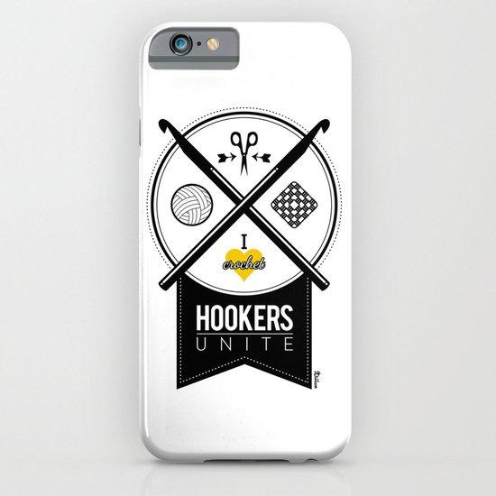 Hookers Unite iPhone & iPod Case