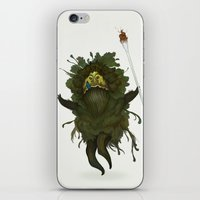 King Kawak iPhone & iPod Skin