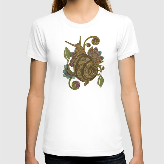 Escargopolooza T-shirt