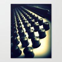 Accordion Canvas Print