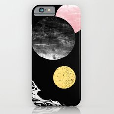 Celeste - space modern minimal abstract painting art urban brooklyn new york los angeles design iPhone 6 Slim Case