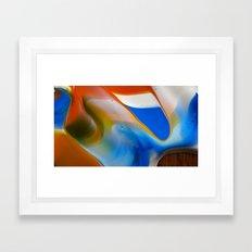 In! Framed Art Print