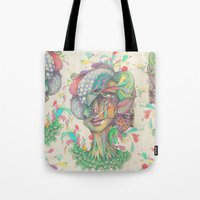 Pops Of The Fresh Tote Bag
