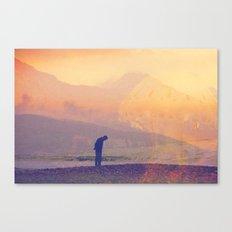 4 Exposure Canvas Print