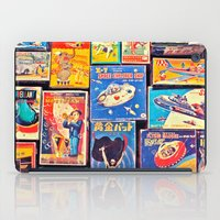 Toy Warp iPad Case