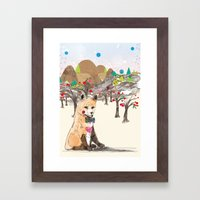 MERRY CHRISTMAS!!!!! Framed Art Print