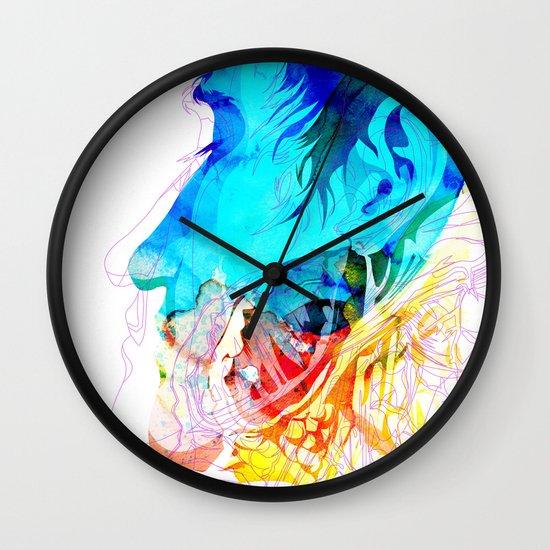 Anatomy Quain v2 Wall Clock