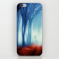 In The Mist She Was Stan… iPhone & iPod Skin