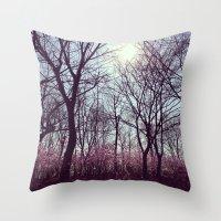 Good Morning Spring Throw Pillow