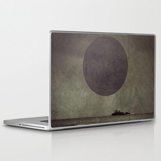 Purple storm Laptop & iPad Skin