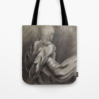 Nude Male Figure Study, … Tote Bag
