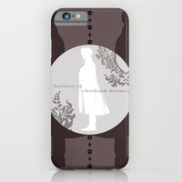 I Believe in Sherlock Holmes iPhone 6 Slim Case
