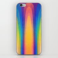 Chroma #3 iPhone & iPod Skin