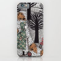 Autumn in the Park iPhone 6 Slim Case