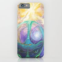 iPhone & iPod Case featuring Cerebro by James Kruse
