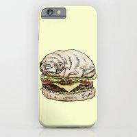 Pug Burger iPhone 6 Slim Case