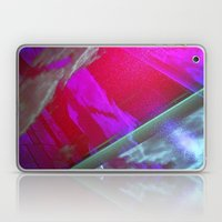 Signs in the Sky Collection III- Streaks and lights Laptop & iPad Skin