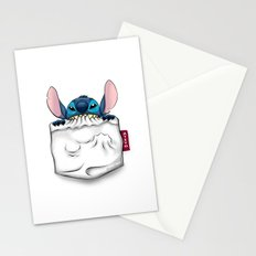 imPortable Stitch... Stationery Cards