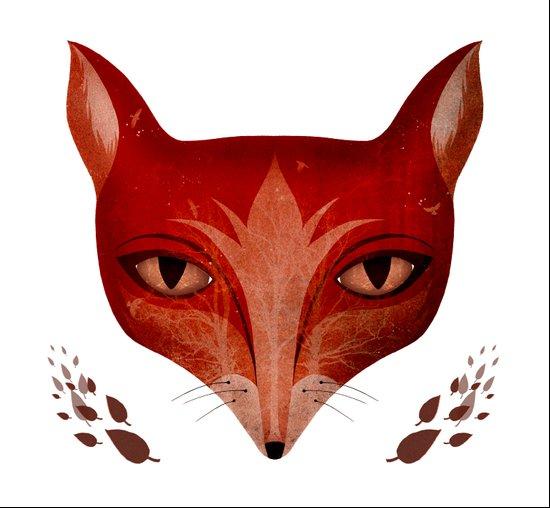 Foxed Art Print
