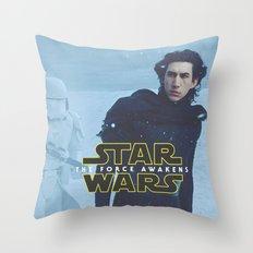Kylo Ren / Star / Wars /… Throw Pillow