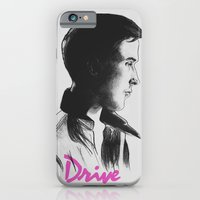 drive iPhone & iPod Cases featuring Drive by Taylor Miller