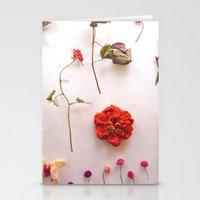 Floral Garden Stationery Cards