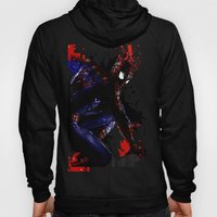 Spiderman in London Hoody