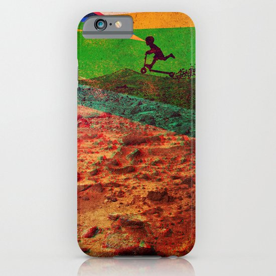 Life On Mars? iPhone & iPod Case